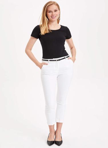 DeFacto Basic T-shirt Siyah